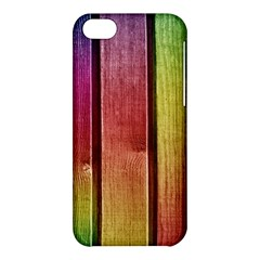 Colourful Wood Painting Apple Iphone 5c Hardshell Case by BangZart