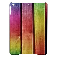 Colourful Wood Painting Ipad Air Hardshell Cases by BangZart