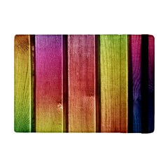 Colourful Wood Painting Ipad Mini 2 Flip Cases by BangZart