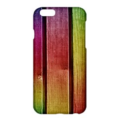 Colourful Wood Painting Apple Iphone 6 Plus/6s Plus Hardshell Case by BangZart