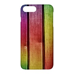 Colourful Wood Painting Apple Iphone 7 Plus Hardshell Case by BangZart