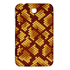 Snake Skin Pattern Vector Samsung Galaxy Tab 3 (7 ) P3200 Hardshell Case  by BangZart
