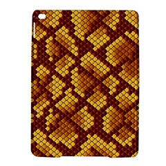 Snake Skin Pattern Vector Ipad Air 2 Hardshell Cases by BangZart