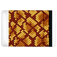Snake Skin Pattern Vector Ipad Air 2 Flip by BangZart