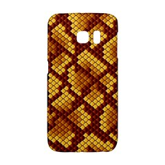 Snake Skin Pattern Vector Galaxy S6 Edge