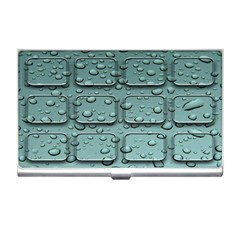 Water Drop Business Card Holders