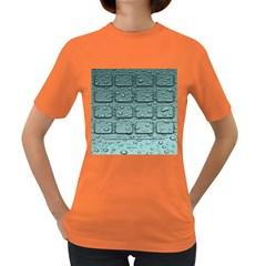 Water Drop Women s Dark T Shirt by BangZart