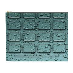 Water Drop Cosmetic Bag (xl)