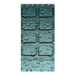 Water Drop Shower Curtain 36  X 72  (stall)  by BangZart