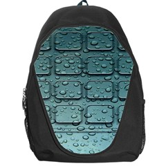 Water Drop Backpack Bag