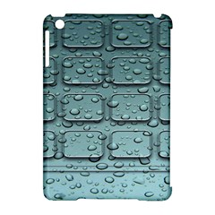Water Drop Apple Ipad Mini Hardshell Case (compatible With Smart Cover) by BangZart