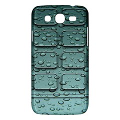 Water Drop Samsung Galaxy Mega 5 8 I9152 Hardshell Case