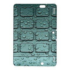 Water Drop Kindle Fire Hdx 8 9  Hardshell Case by BangZart