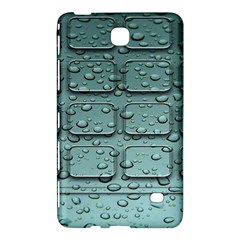 Water Drop Samsung Galaxy Tab 4 (7 ) Hardshell Case