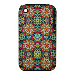 Jewel Tiles Kaleidoscope Iphone 3s/3gs by WolfepawFractals