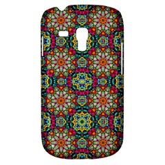 Jewel Tiles Kaleidoscope Galaxy S3 Mini by WolfepawFractals
