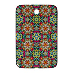 Jewel Tiles Kaleidoscope Samsung Galaxy Note 8 0 N5100 Hardshell Case  by WolfepawFractals