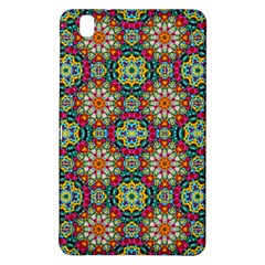 Jewel Tiles Kaleidoscope Samsung Galaxy Tab Pro 8 4 Hardshell Case by WolfepawFractals