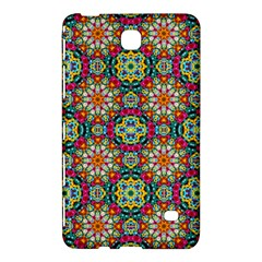 Jewel Tiles Kaleidoscope Samsung Galaxy Tab 4 (8 ) Hardshell Case  by WolfepawFractals