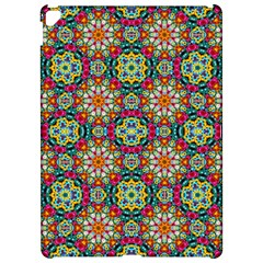 Jewel Tiles Kaleidoscope Apple Ipad Pro 12 9   Hardshell Case by WolfepawFractals