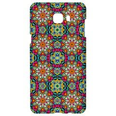 Jewel Tiles Kaleidoscope Samsung C9 Pro Hardshell Case