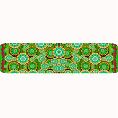 Flowers In Mind In Happy Soft Summer Time Large Bar Mats by pepitasart