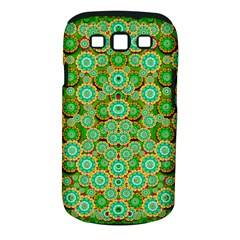 Flowers In Mind In Happy Soft Summer Time Samsung Galaxy S Iii Classic Hardshell Case (pc+silicone) by pepitasart