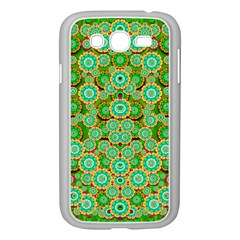 Flowers In Mind In Happy Soft Summer Time Samsung Galaxy Grand Duos I9082 Case (white) by pepitasart
