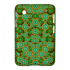 Flowers In Mind In Happy Soft Summer Time Samsung Galaxy Tab 2 (7 ) P3100 Hardshell Case  by pepitasart