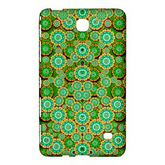 Flowers In Mind In Happy Soft Summer Time Samsung Galaxy Tab 4 (7 ) Hardshell Case  by pepitasart
