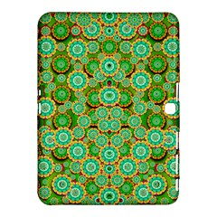 Flowers In Mind In Happy Soft Summer Time Samsung Galaxy Tab 4 (10 1 ) Hardshell Case  by pepitasart