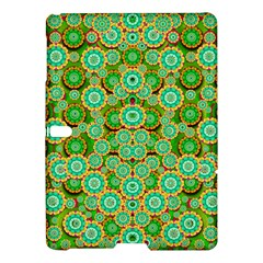 Flowers In Mind In Happy Soft Summer Time Samsung Galaxy Tab S (10 5 ) Hardshell Case  by pepitasart