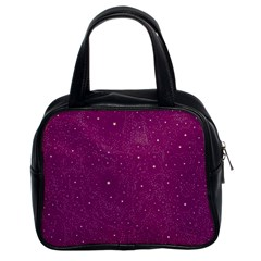 Awesome Allover Stars 01e Classic Handbags (2 Sides) by MoreColorsinLife