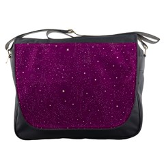Awesome Allover Stars 01e Messenger Bags by MoreColorsinLife