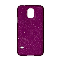 Awesome Allover Stars 01e Samsung Galaxy S5 Hardshell Case  by MoreColorsinLife