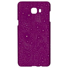 Awesome Allover Stars 01e Samsung C9 Pro Hardshell Case  by MoreColorsinLife