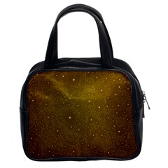 Awesome Allover Stars 01c Classic Handbags (2 Sides) by MoreColorsinLife