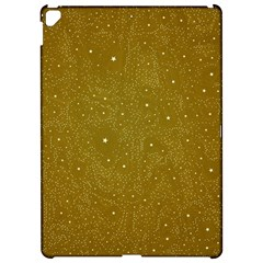 Awesome Allover Stars 01c Apple iPad Pro 12.9   Hardshell Case by MoreColorsinLife