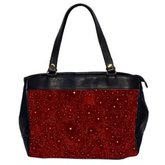 Awesome Allover Stars 01a Office Handbags (2 Sides)  by MoreColorsinLife