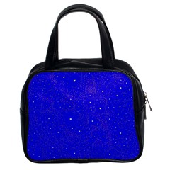 Awesome Allover Stars 01f Classic Handbags (2 Sides) by MoreColorsinLife