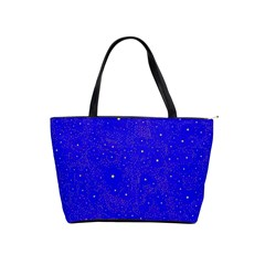 Awesome Allover Stars 01f Shoulder Handbags by MoreColorsinLife