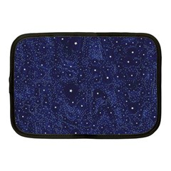 Awesome Allover Stars 01b Netbook Case (medium)  by MoreColorsinLife