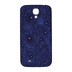 Awesome Allover Stars 01b Samsung Galaxy S4 I9500/i9505  Hardshell Back Case by MoreColorsinLife