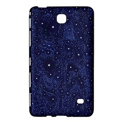Awesome Allover Stars 01b Samsung Galaxy Tab 4 (8 ) Hardshell Case  by MoreColorsinLife