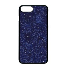 Awesome Allover Stars 01b Apple Iphone 7 Plus Seamless Case (black) by MoreColorsinLife