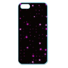 Awesome Allover Stars 02d Apple Seamless Iphone 5 Case (color) by MoreColorsinLife