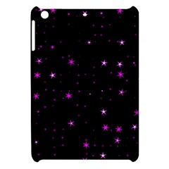 Awesome Allover Stars 02d Apple Ipad Mini Hardshell Case by MoreColorsinLife