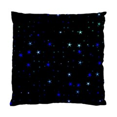 Awesome Allover Stars 02 Standard Cushion Case (two Sides) by MoreColorsinLife