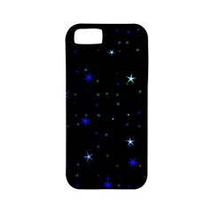 Awesome Allover Stars 02 Apple Iphone 5 Classic Hardshell Case (pc+silicone) by MoreColorsinLife
