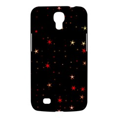 Awesome Allover Stars 02b Samsung Galaxy Mega 6 3  I9200 Hardshell Case by MoreColorsinLife